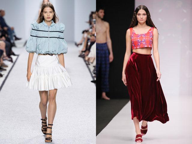 Cosa gonne da indossare in estate 2017