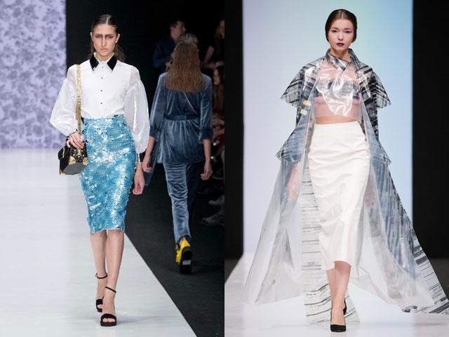 abiti con gonne alla moda