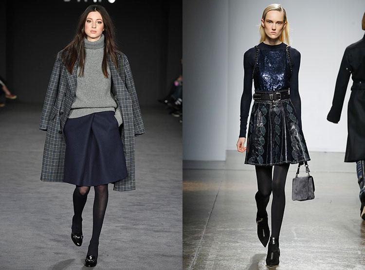 Quali gonne da indossare nel 2018?