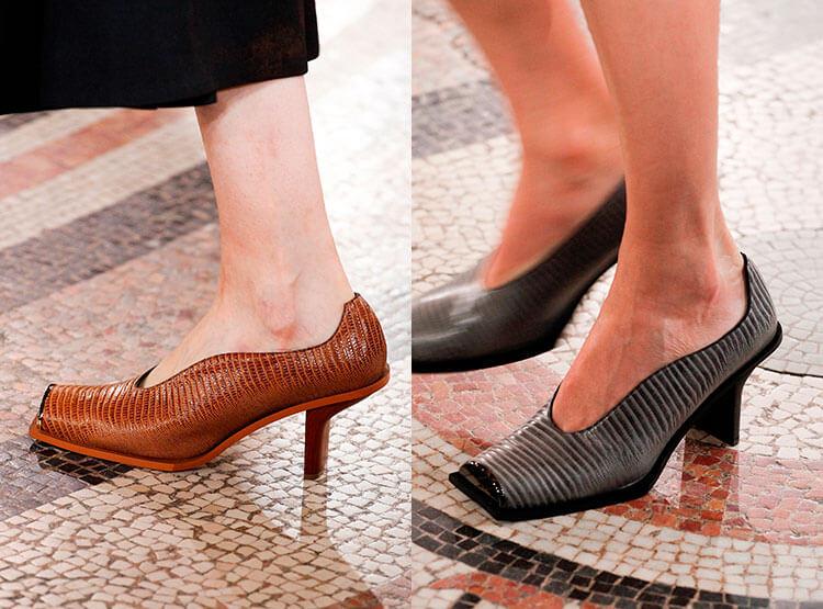 tacco alla moda