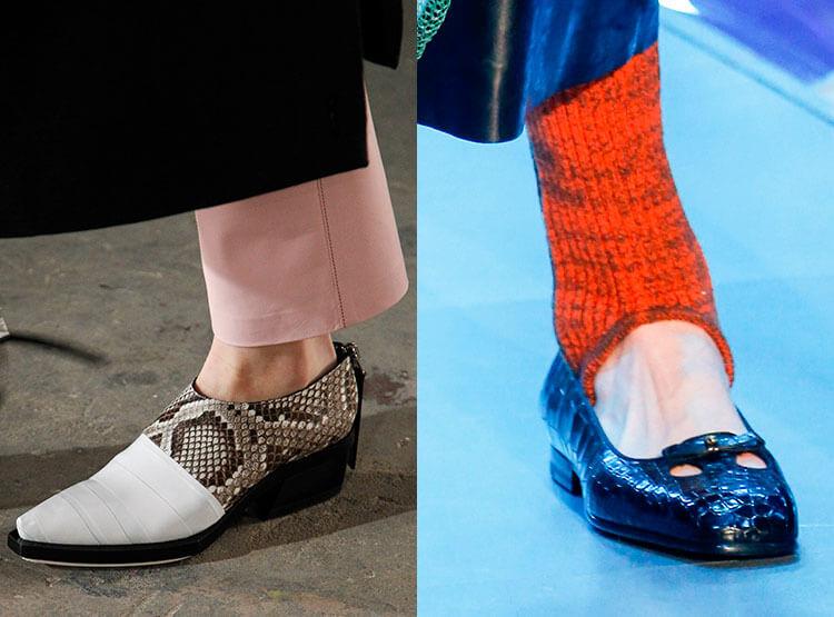 Che scarpe da indossare nell'inverno 2018