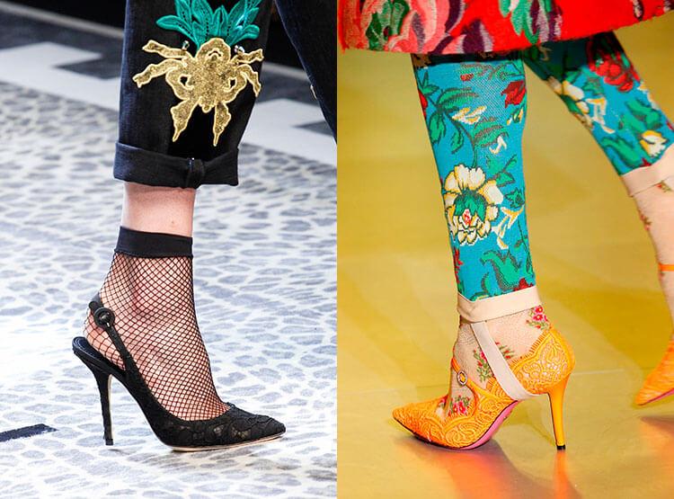 Quali scarpe da indossare nella outono 2017