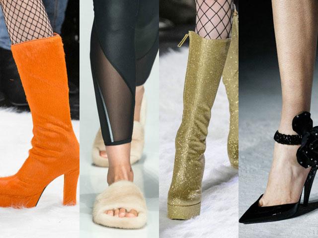 Calzado 2018 mujeres