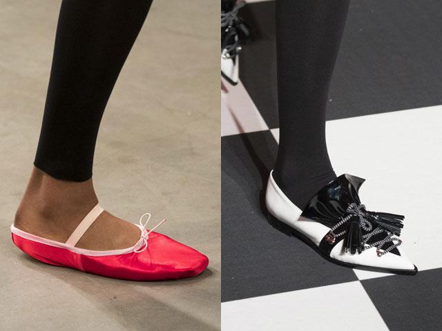 Zapatillas de moda otoño invierno 2017 2018