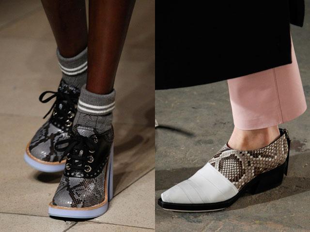 41 Footwear FW 2017 2018