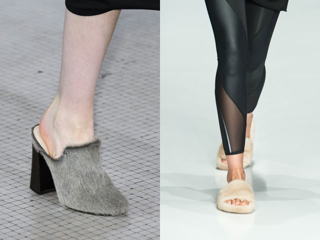 Qué calzado usar en 2018