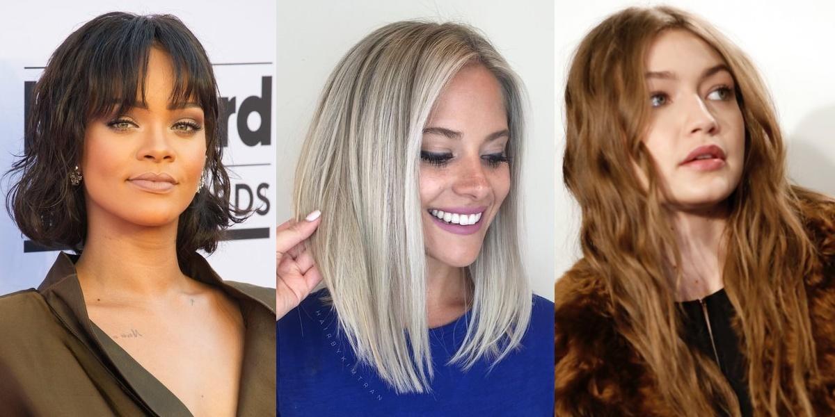 Cortes de cabelo 2018 feminino