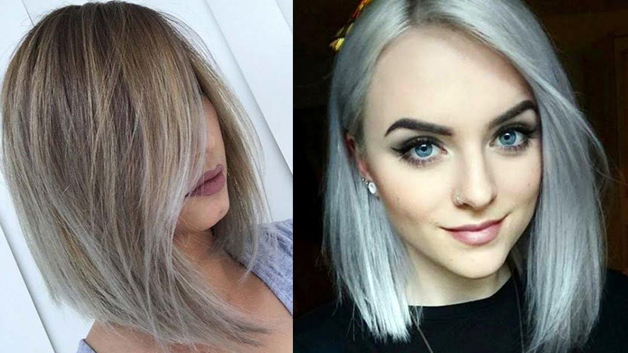 Tendencias do corte de cabelo 2018