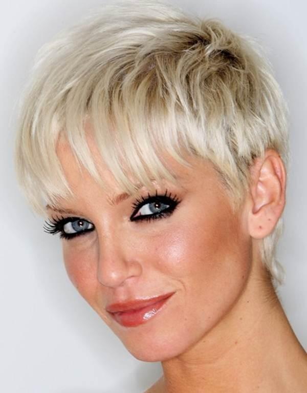 Cortes de cabelo curtos para cabelos finos