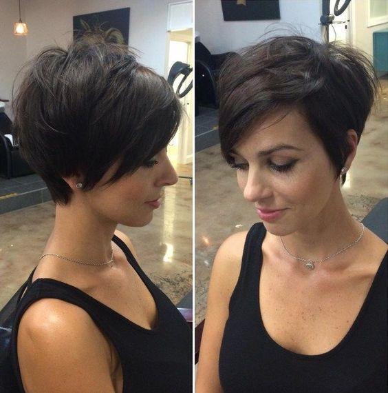 Penteados 2018 cabelo curto bob
