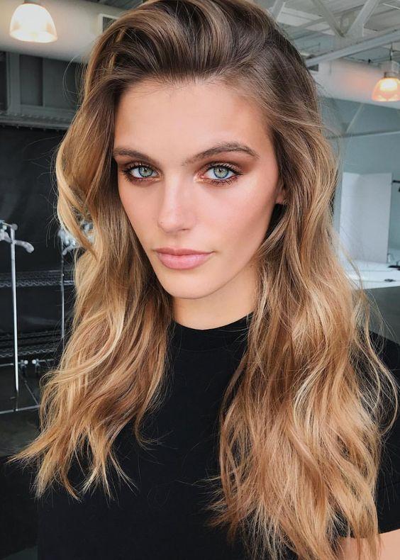 Corte de cabelo cascata 2018