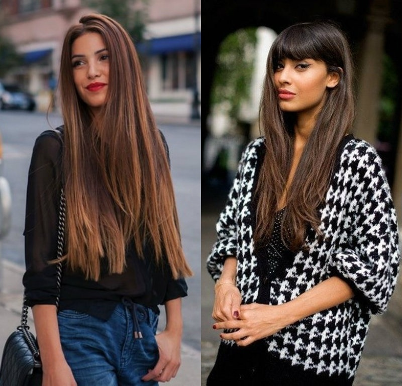 Haircut For Long Straight Hair 2017 Haircuts For Long Straight Hair 2017 – Medium Short Haircuts