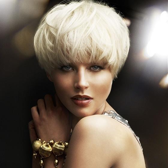 Cortes de cabelo elegantes para cabelos curtos
