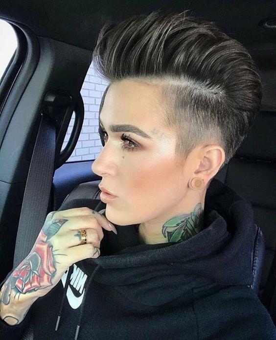 fotos de cortes de cabelo curto
