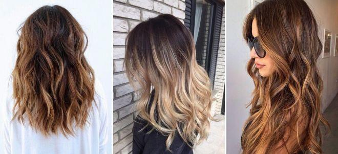 Tagli di capelli e idee per i colori dei capelli 2018
