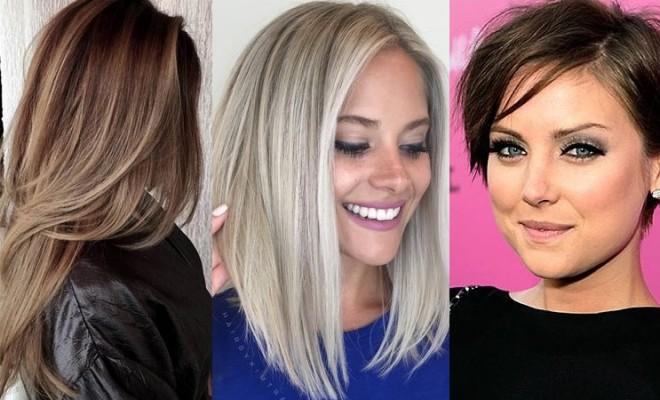 Tagli di capelli donne 2018